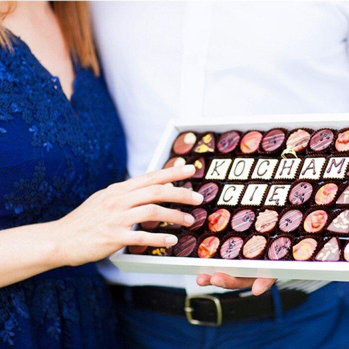Słodki prezent na Walentynki