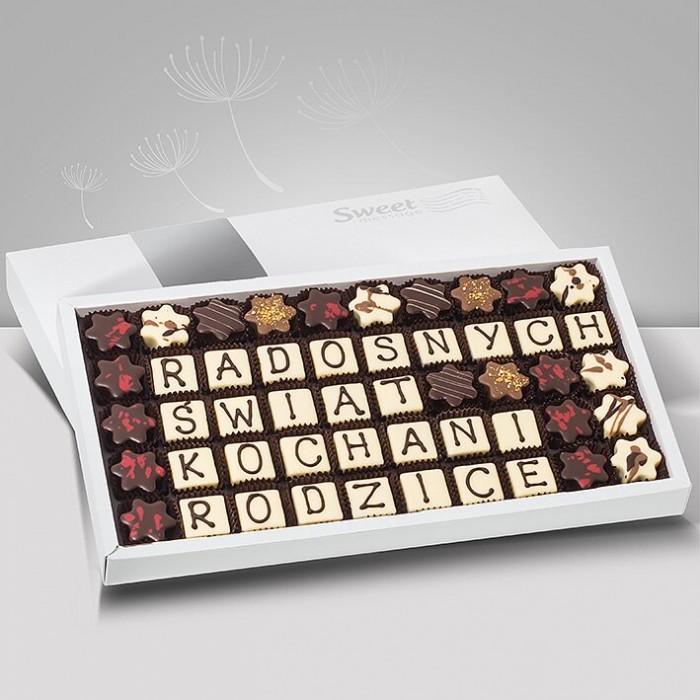 Eleganckie czekoladki - prezent na każdą okazje